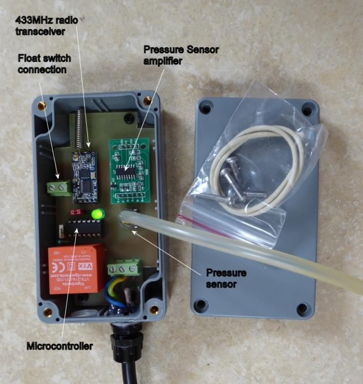 Treatment plant alarm - plant end box - small.JPG