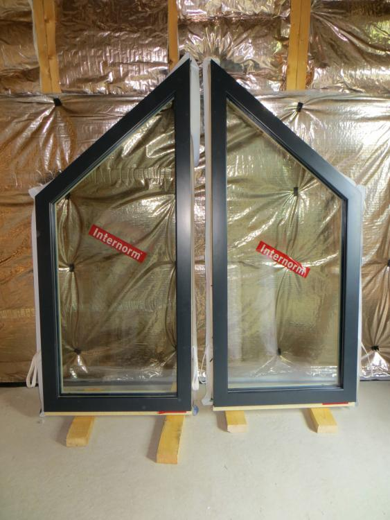 triangle windows for sale black triangle spare internorm windows for sale windows glazing buildhuborguk