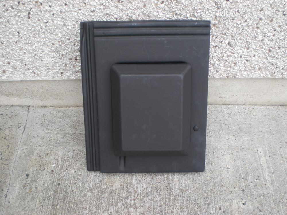 Roof tile vents for MVHR Mechanical Ventilation with Heat