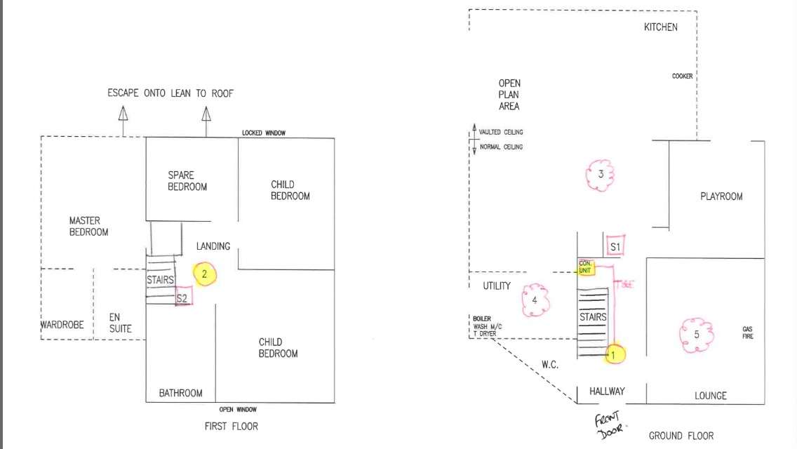 Smoke Alarm Circuit Specification Electrics Other Buildhub