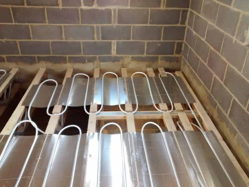 Upper Suspended Floor Ufh Options Underfloor Heating