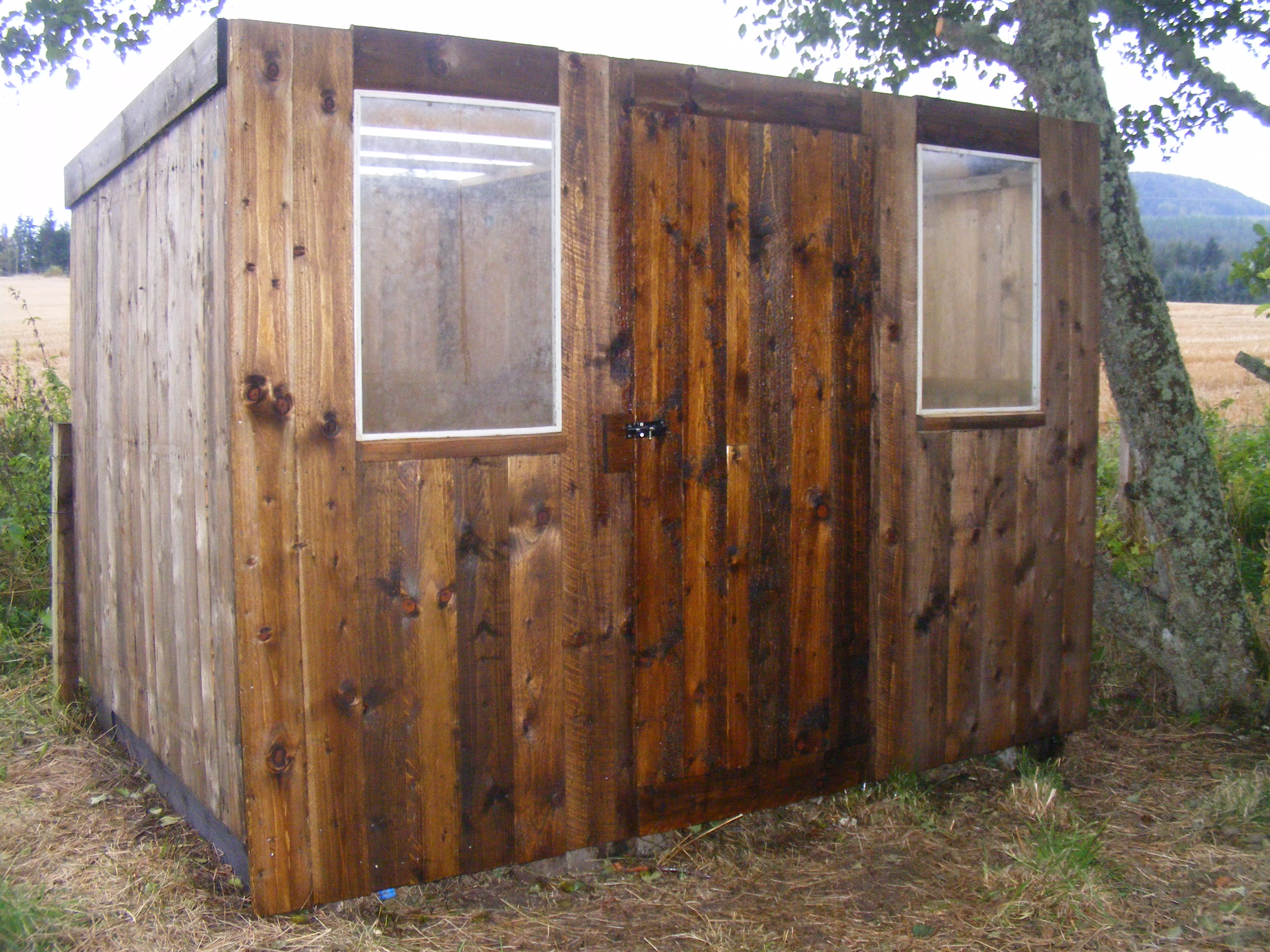 I M Going To Make A Shed Out Of Pallets General Self Build Diy Discussion Buildhub Org Uk