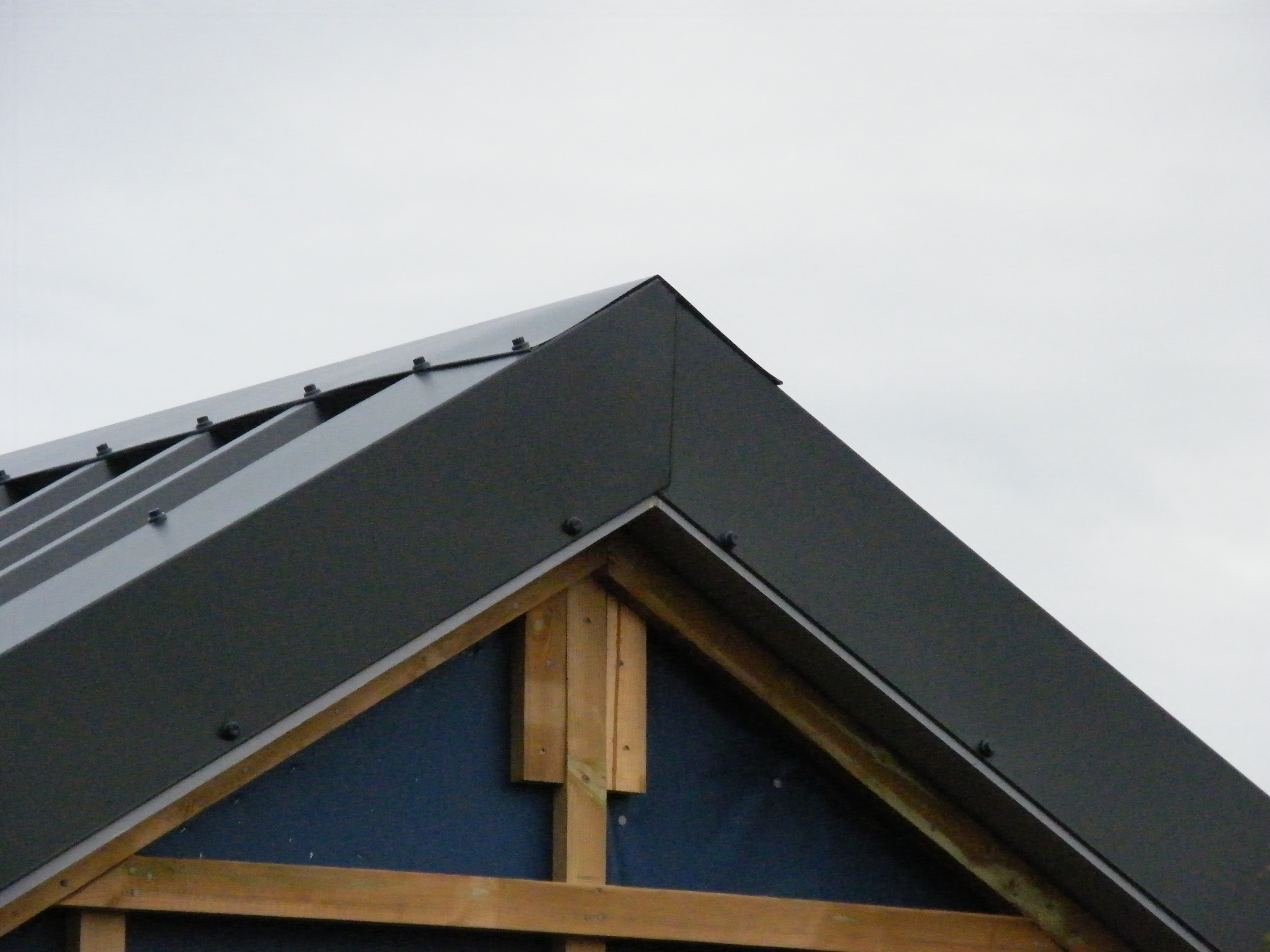 Box Profile Roofing Thread Roofing Tiling Amp Slating
