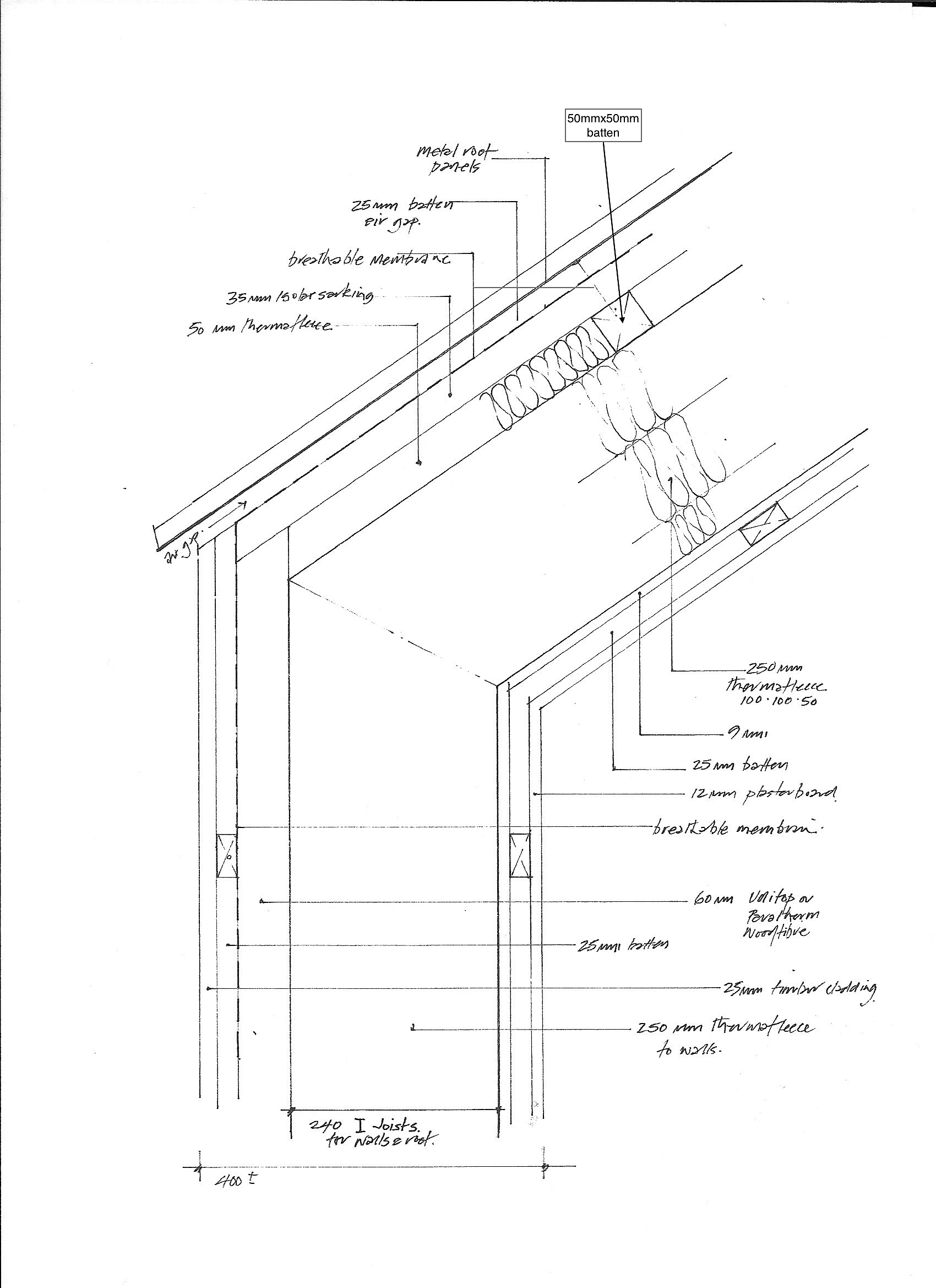 timber frame build up timber frame buildhub uk I Beam Material thanks wall build up
