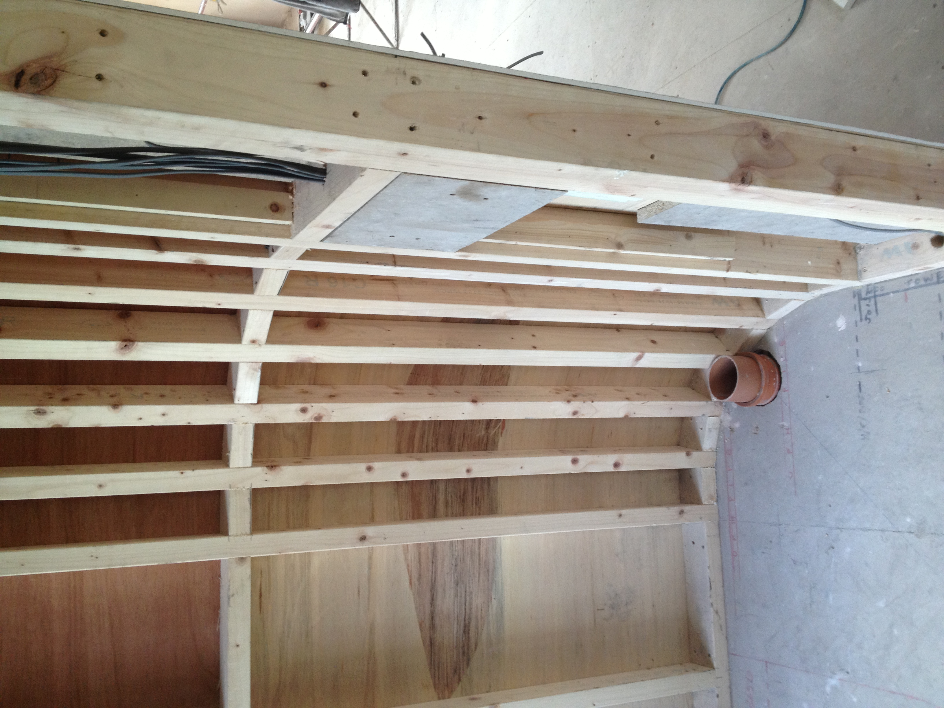 Curved Wall Timber Frame Buildhub Org Uk