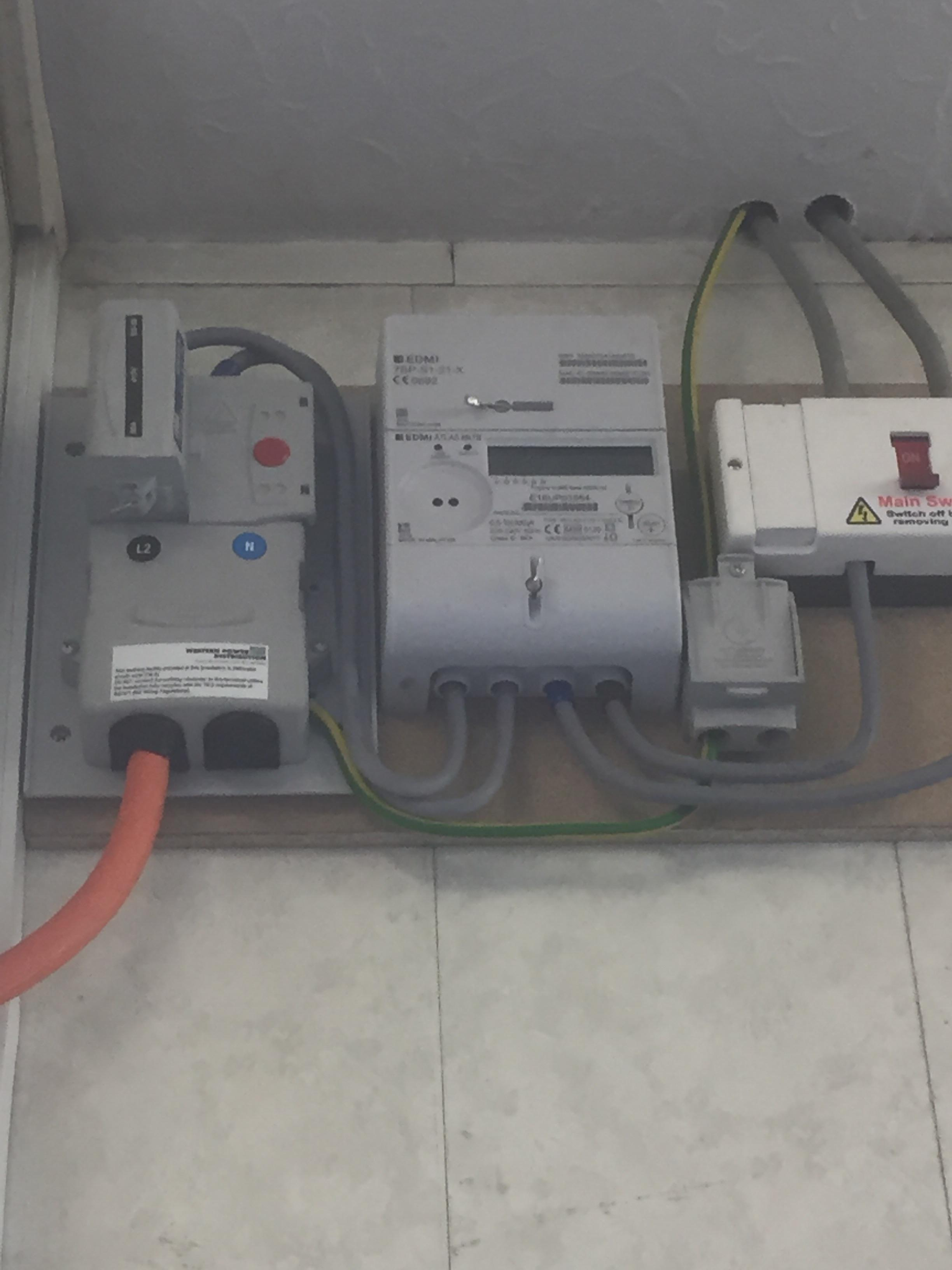 Meter Tails Colour Rules Electrics Other Buildhuborguk Uk Wiring Colours Grey Imagethumbe4d8605e78130e64829e9cdf07968fc3