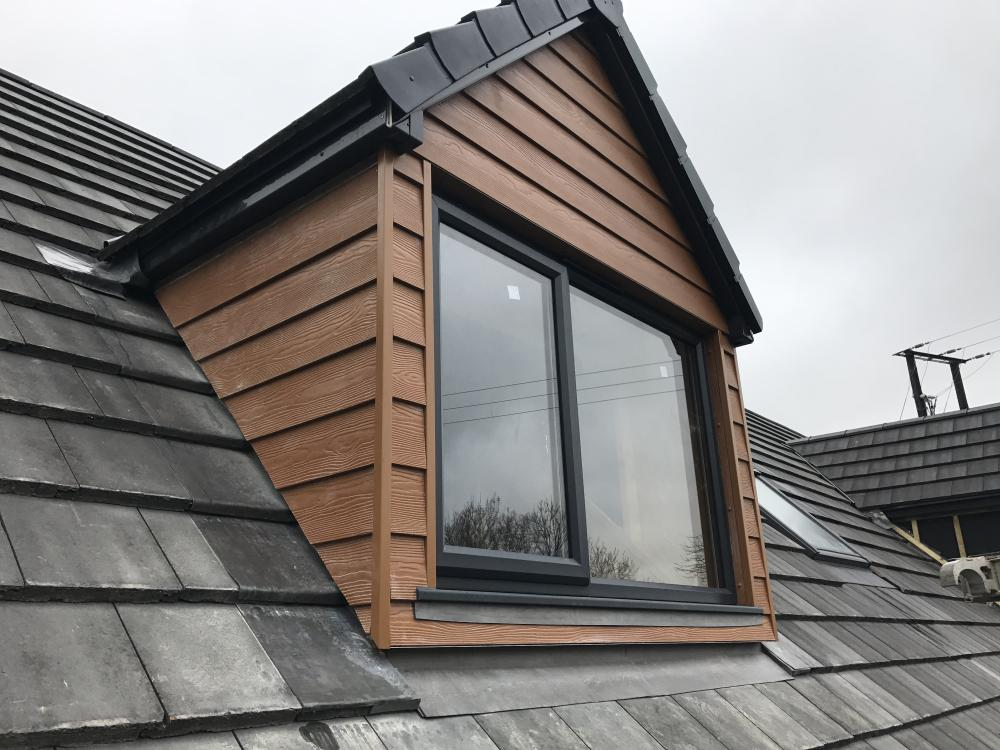 Dormer Cladding And Lead Flashing Lofts Dormers Amp Loft
