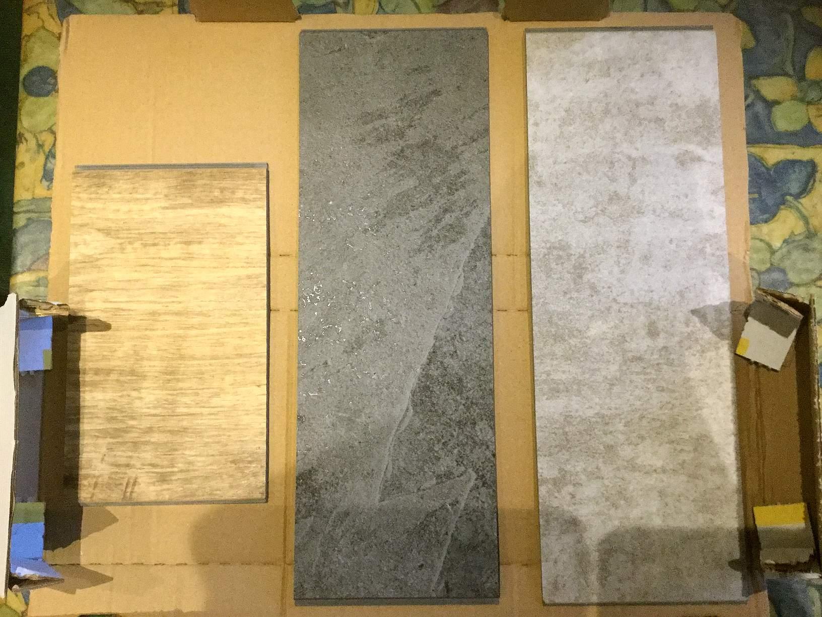 Uniclic Vinyl Floor Tiles