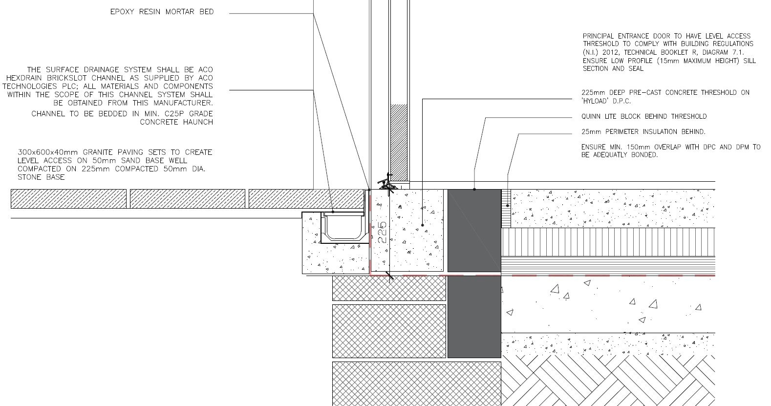 Threshold.JPG  sc 1 st  BuildHub Self Build Forum & Help needed to remove/reduce major cold bridge in door threshold ...