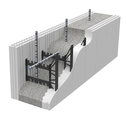 Pro 39 s cons of different icf systems insulated concrete for Icf construction pros and cons