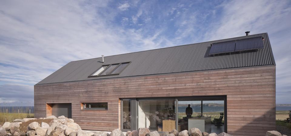 Corrugated Alternative Roofs General Buildhub Org Uk