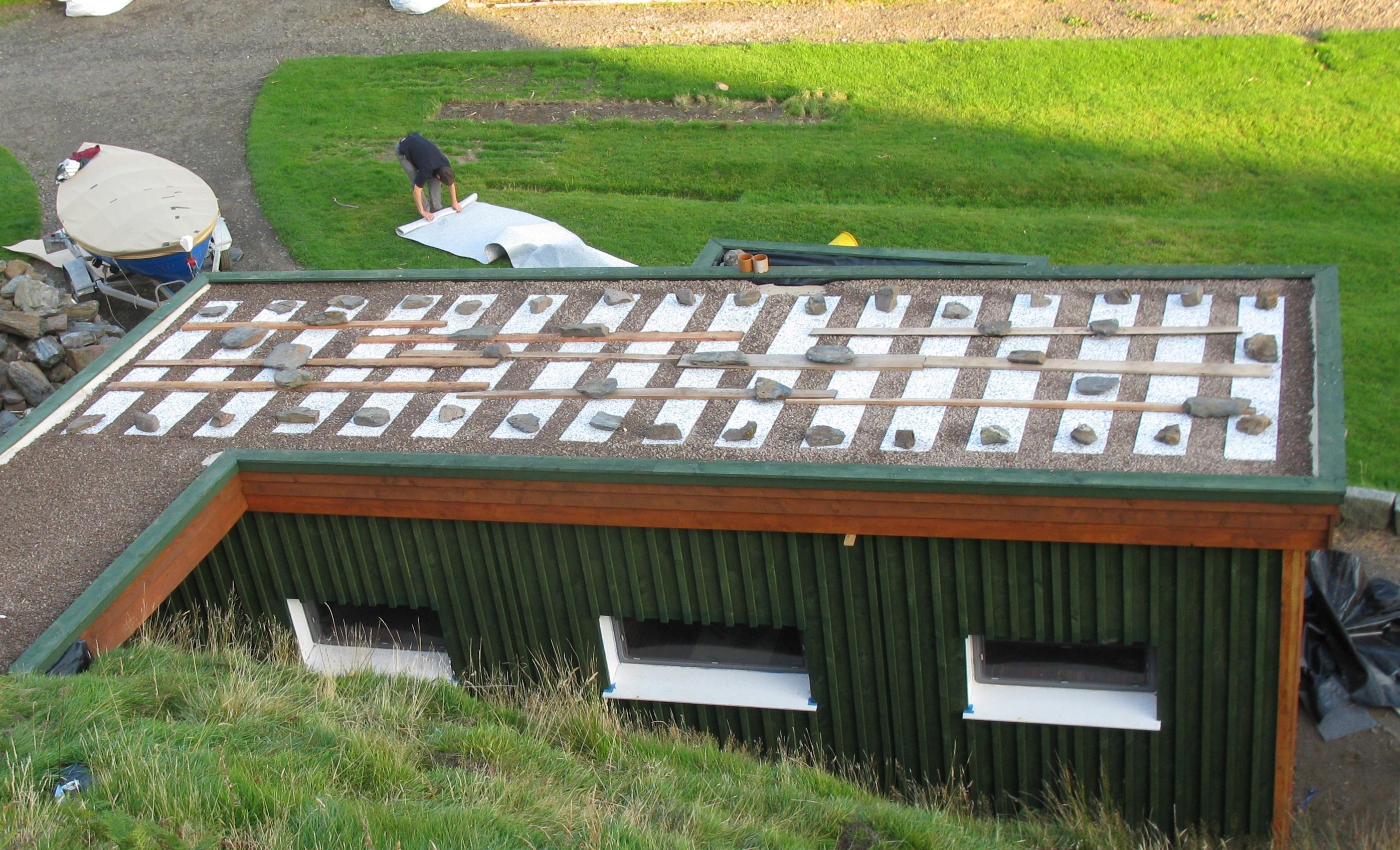 Turf Roofing Energy Efficient Amp Sustainable Design