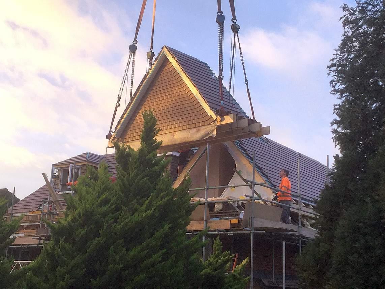 What about a Modular Loft?