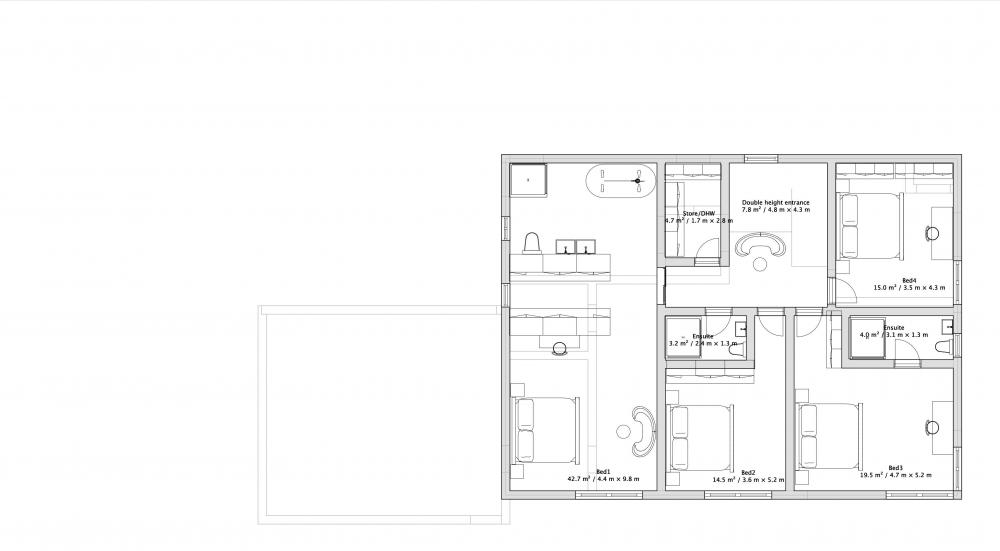 passive house plans advice - new house  u0026 self build design