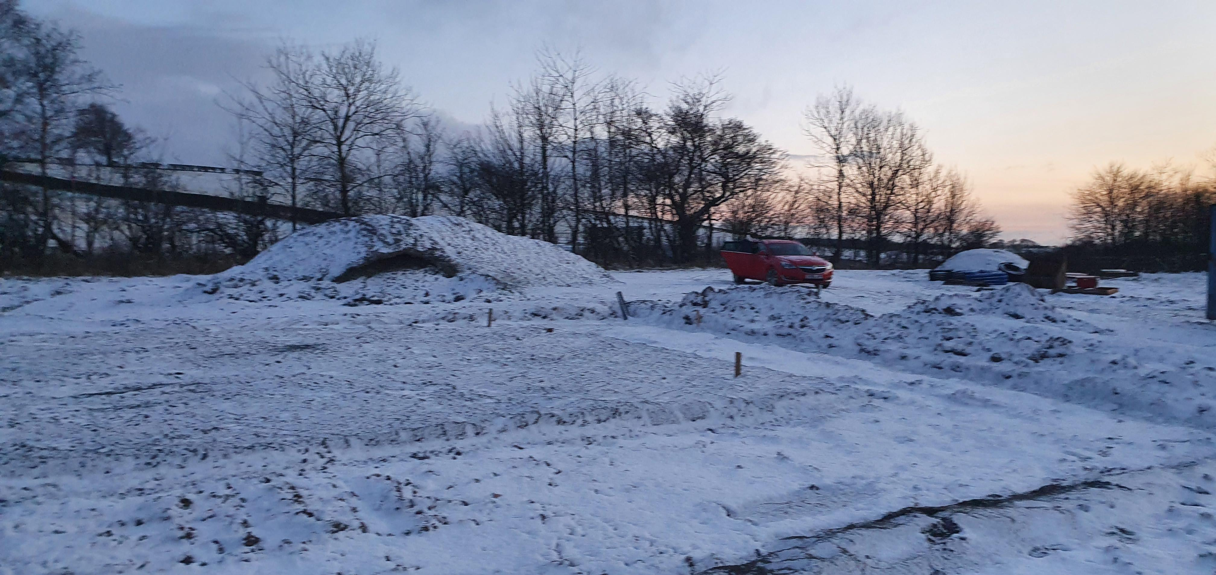 Foundations - Stage 1 - Nothing but Snow and ICE