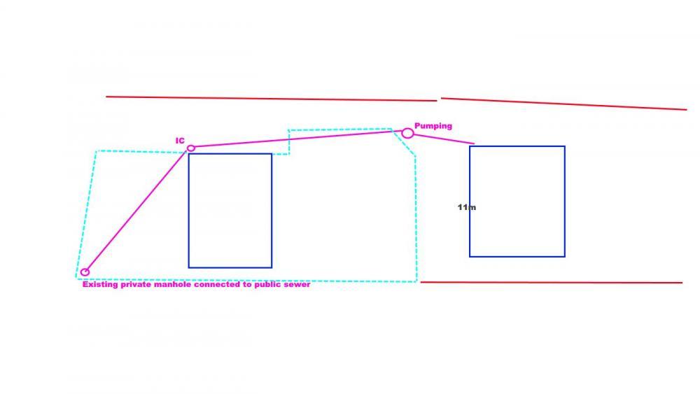 62B block plan annotated drainage 210325.jpg